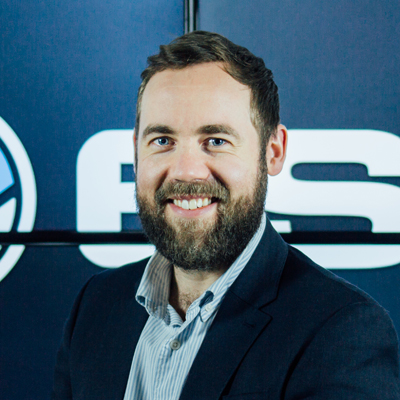 James Dean, MD ESL UK / Turtle Entertainment UK